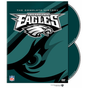 NFL History of the Philadelphia Eagles DVD