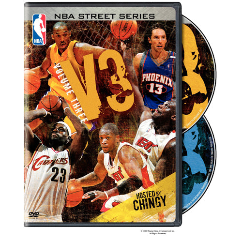NBA Street Series: Volume 3 DVD