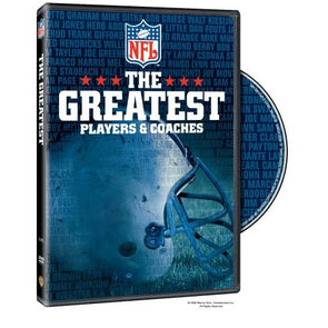 NFL The Greatest: Players & Coaches DVD