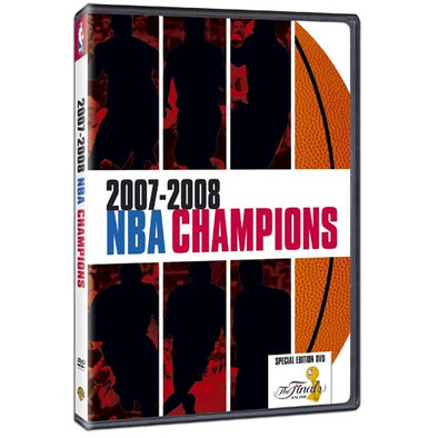 NBA 2008 Championship: Boston Celtics DVD