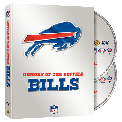 NFL History of the Buffalo Bills DVD