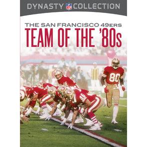 NFL Dynasty Collection The San Fransisco 49ers: Team of the '80s DVD
