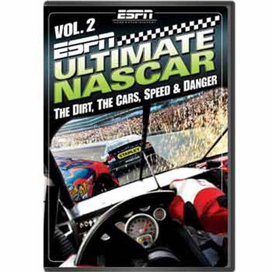 ESPN Ultimate Nascar Vol. 2: The Dirt, The Cars, Speed & Danger DVD