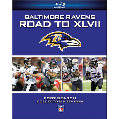NFL Baltimore Ravens: Road to the Super Bowl Blu-Ray™