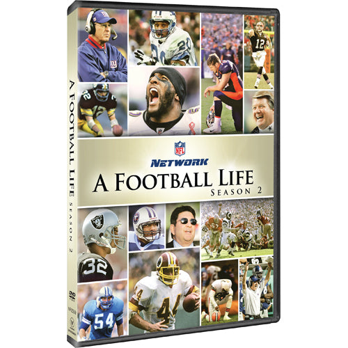 NFL A Football Life: Season 2 DVD
