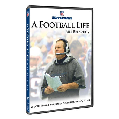 NFL A Football Life: Bill Belichick DVD
