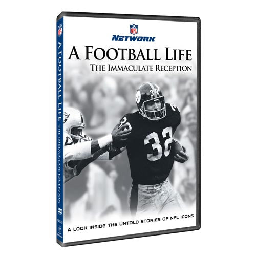 NFL A Football Life: The Immaculate Reception DVD