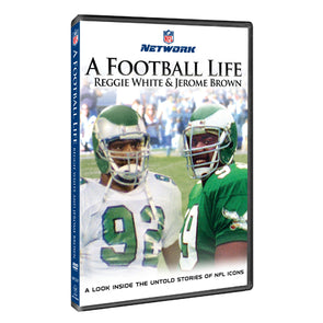 NFL A Football Life: Reggie White & Jerome Brown DVD