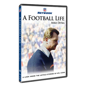 NFL A Football Life: Mike Ditka DVD