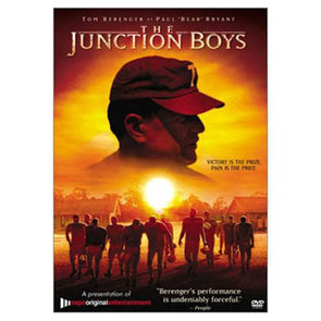 2002 Junction Boys Football DVD