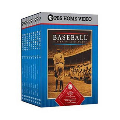 Baseball: A Film by Ken Burns DVD