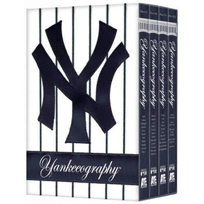 Yankeeography 12 Disc Set DVD Collection