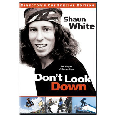 Shaun White: Don't Look Down DVD