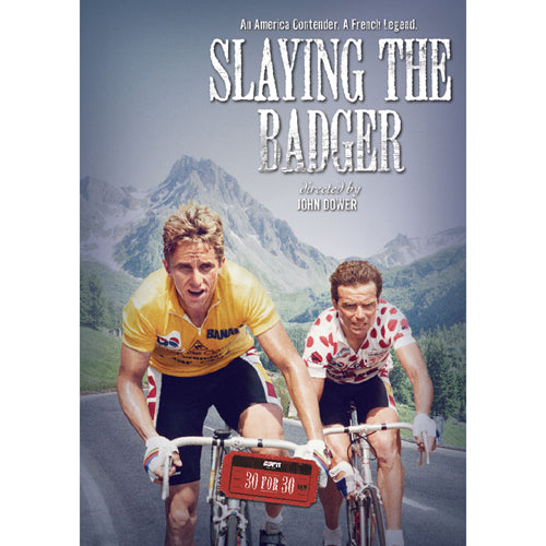 ESPN Films 30 for 30: Slaying the Badger DVD