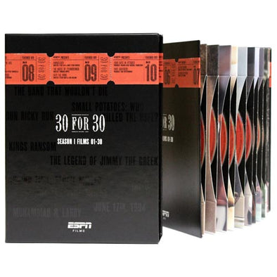 ESPN Films 30 for 30: Season I Complete Collection DVD