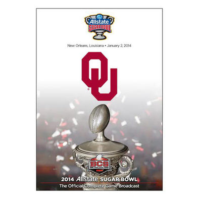 2014 Allstate Sugar Bowl DVD