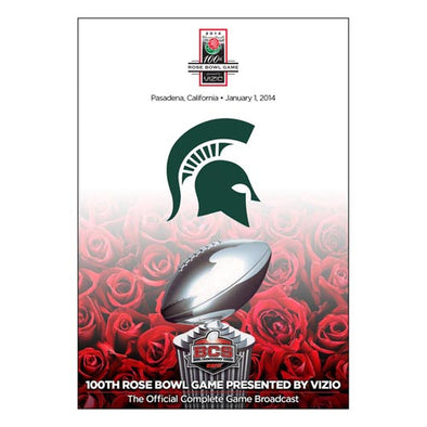 2014 Rose Bowl DVD
