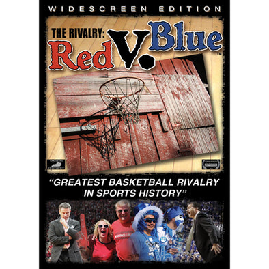 The Rivalry Red vs. Blue: Louisville vs. Kentucky DVD