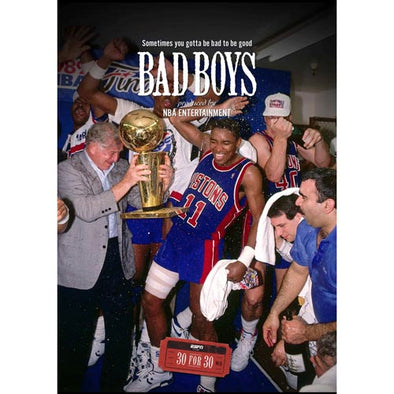 ESPN Films 30 for 30: Bad Boys DVD