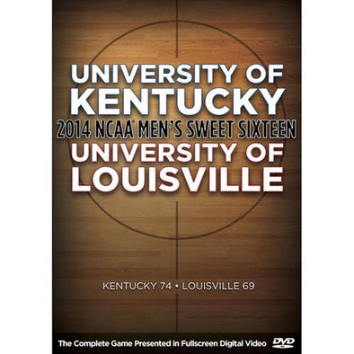 NCAA Greatest Games Series: 2014 Kentucky vs. Louisville DVD