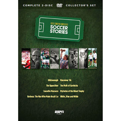 ESPN Films 30 for 30: Soccer Stories Gift Set DVD