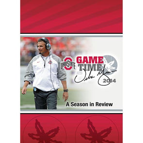 Ohio State: Game Time 2014 Season in Review DVD