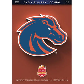 2015 Fiesta Bowl: Boise State Broncos DVD & Blu-Ray™ Combo