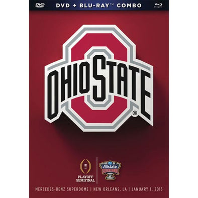 2015 Allstate Sugar Bowl: Ohio State Buckeyes DVD & Blu-Ray™ Combo