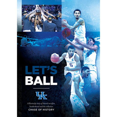 Let's Ball: 2015 University of Kentucky Season in Review DVD & Blu-Ray™ Combo