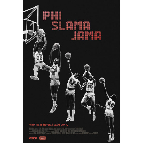 ESPN Films 30 for 30: Phi Slama Jama DVD