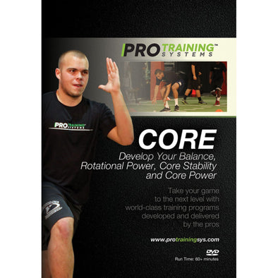 Pro Training Systems: Core DVD