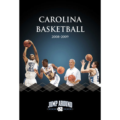 North Carolina Basketball: 2008-09 Season in Review Highlights DVD