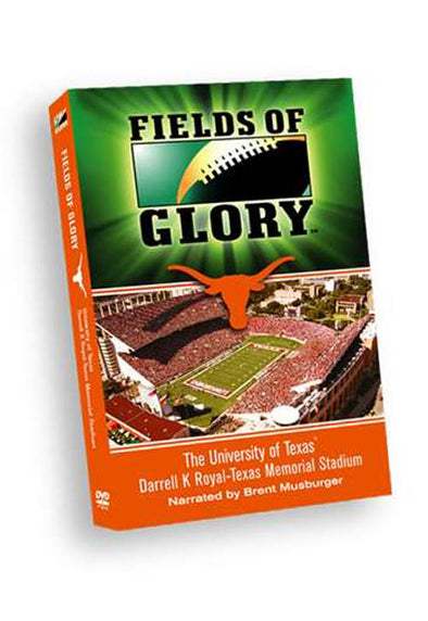 Fields of Glory: Texas DVD