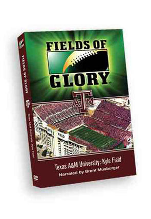 Fields of Glory: Texas A&M DVD