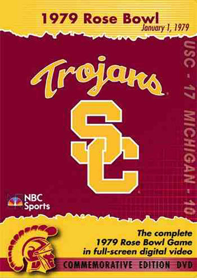 1979 Rose Bowl: USC vs. Michigan DVD