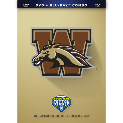 2016-17 Goodyear Cotton Bowl: Classic DVD & Blu-Ray™ Combo
