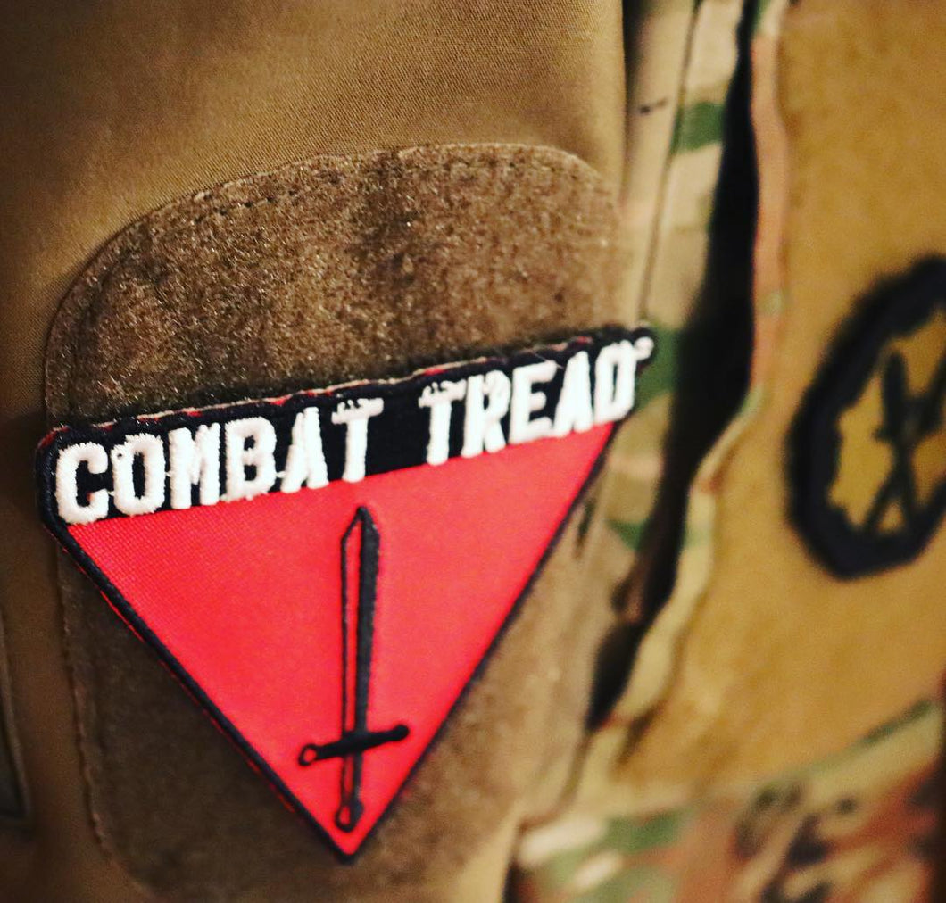 Combat Tread Patch