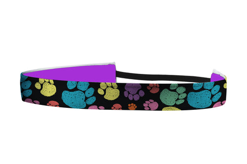 Color Paws Multi Headband