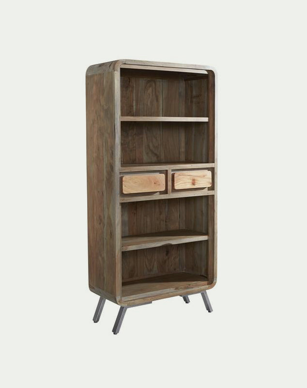 Aspen Large Bookcase