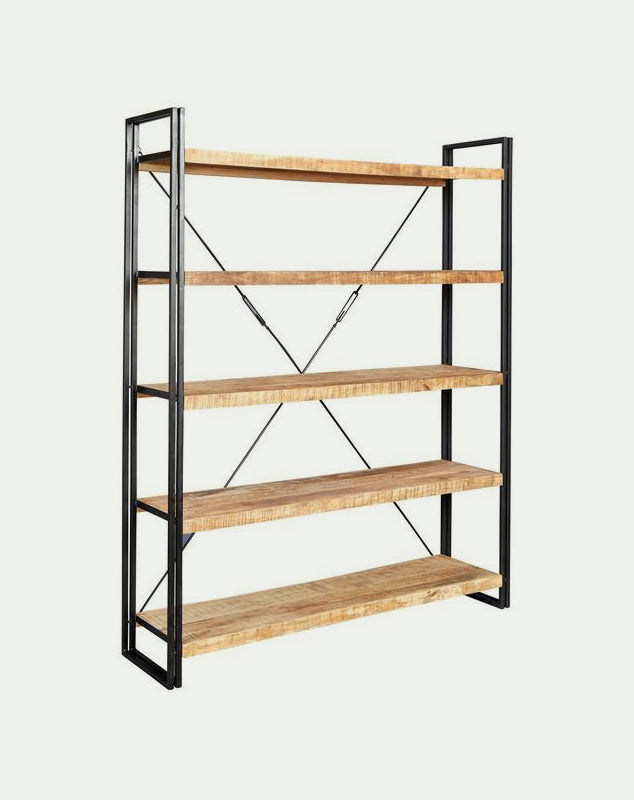 Cosmo Large Open Bookcase
