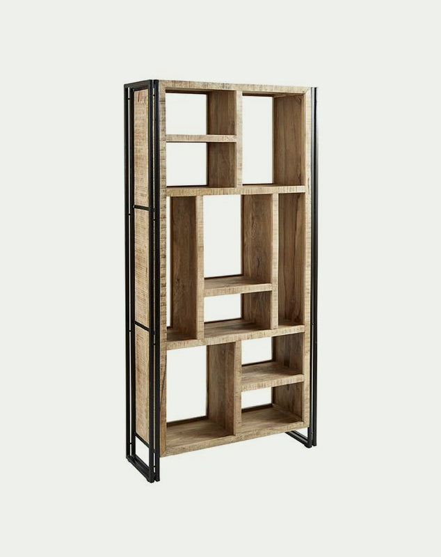 Cosmo Multi-shelf Bookcase