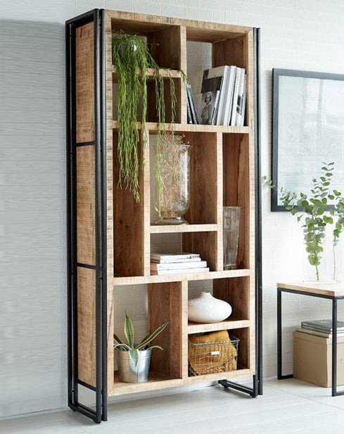 Cosmo multi book shelf from Mocha Home