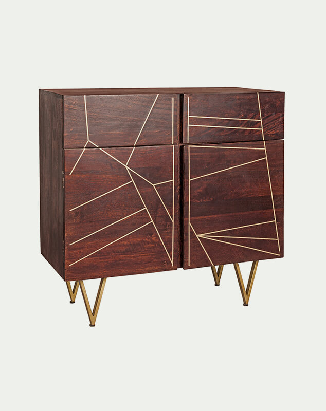 Aureate Dark sideboard from Mocha Home UK.  BRS05