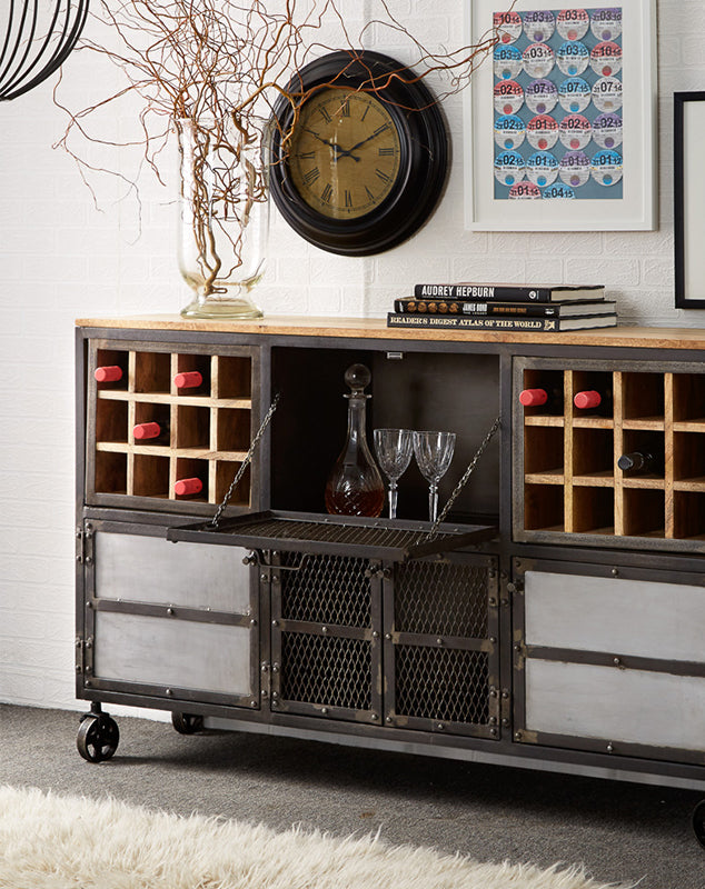 Evoke Bar Cabinet from Mocha Home EV12