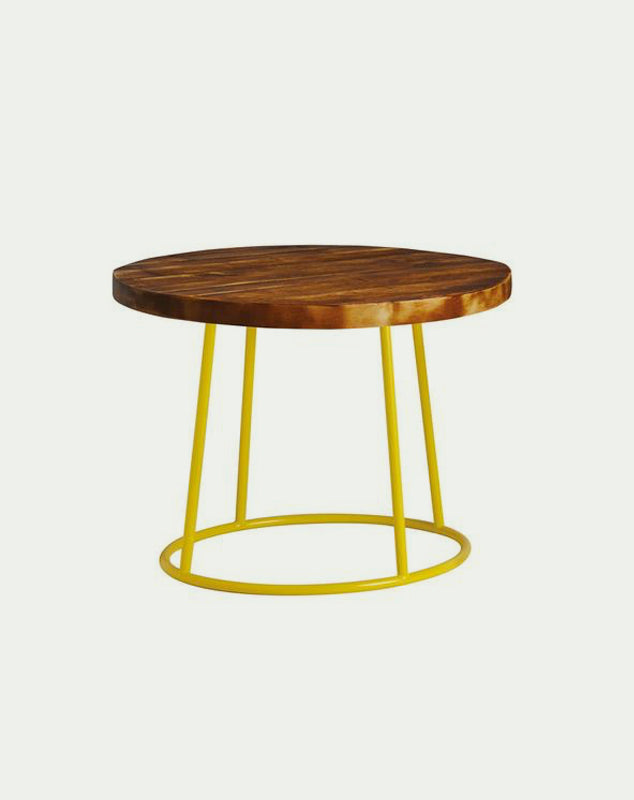 Max 60 Coffee Table Yellow