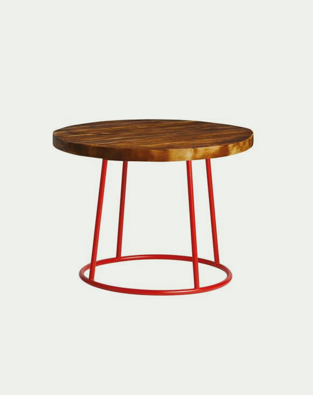 Max 75 Coffee Table Red