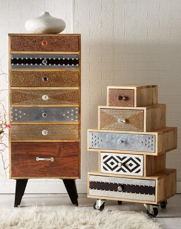 Sorio 7 Drawer Tall Chest