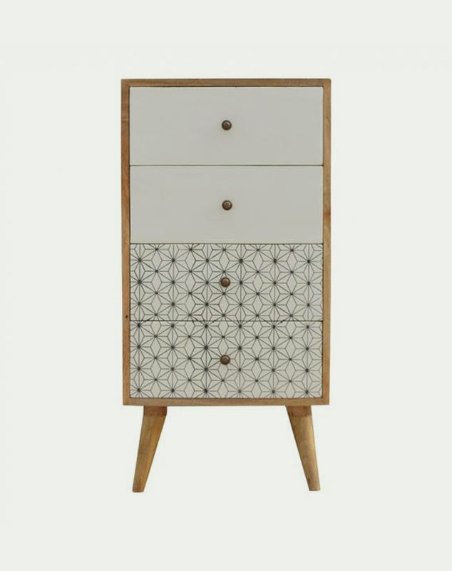 Stella 4 Drawer Chest