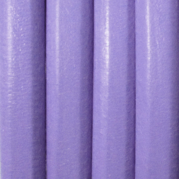 LILAC Regaliz 10 x 6mm Leather Cord / sold by the foot / jewelry leather for bracelets
