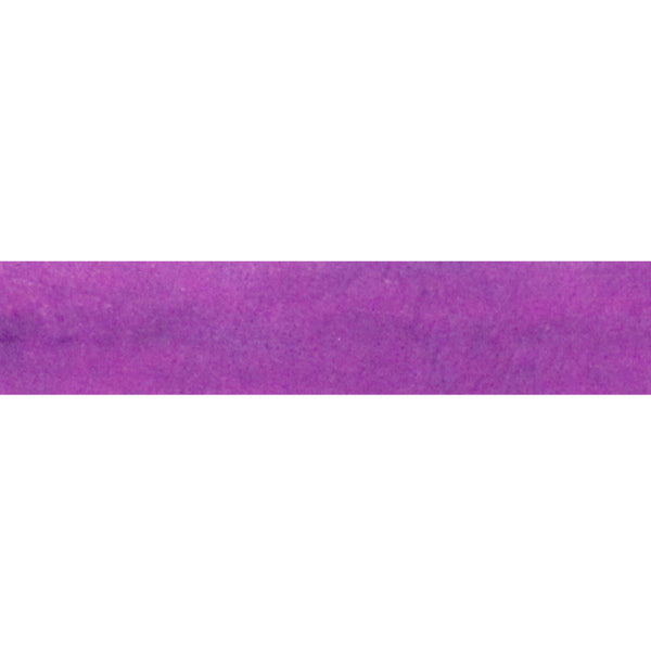 VIOLET Italian Dolce Flat Leather Strap / sold by the meter / 10 mm wide x 2 mm thick / Regaliz Euro leather